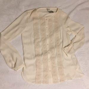 Lauren Conrad XS blouse BRAND NEW